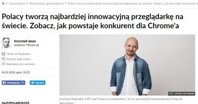 Opera – konkurent dla Chrome'a?